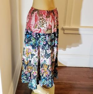 Floral Skirt by Tip Top